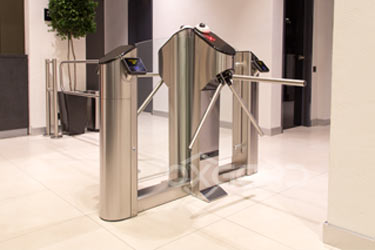 Turnstile T-03MK, fitness-club Encore, Moscow-city, Scyscraper ОКО