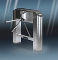 Oxgard Praktika T-02-A сompact turnstile street photo 6